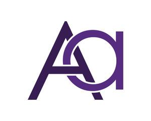 purple typography alphabet typeset typeface logotype font image vector icon