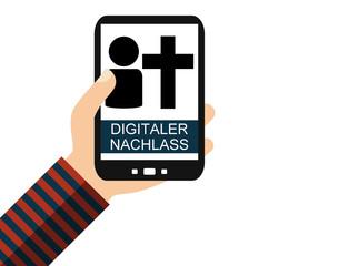 Digitaler Nachlass auf dem Smartphone