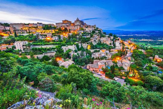Gordes, Provence in France