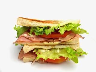 ヘルシーなサンドイッチ