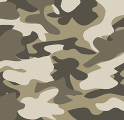 Camouflage pattern background vector illustration