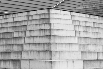 Treppenstufen Beton