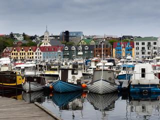 Torshavn - Thorshafen - Färöer Inseln