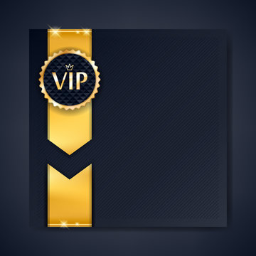 VIP club party premium invitation card poster flyer.