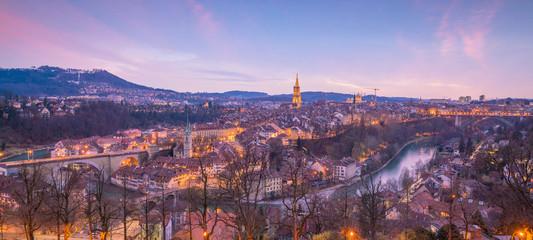 Fotomurales - Old Town of Bern, capital of Switzerland