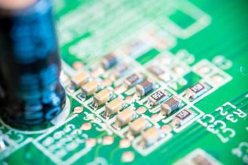 Electronic PCB module