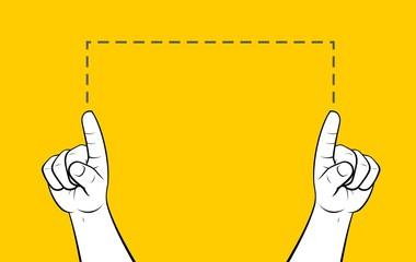 VAR referee sign