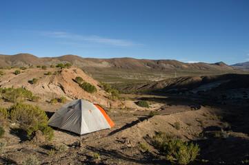 bolivian wild camping