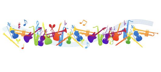 musica, strumenti, orchestra, concerto