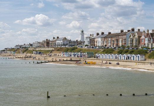 Southwold Beach, Suffolk UK