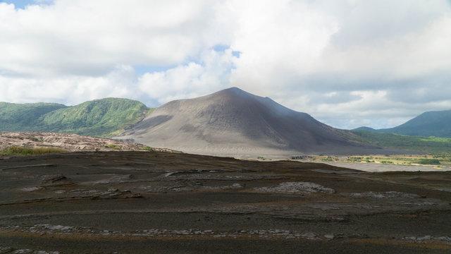 Mystical Mt. Yasur volcano, Vanuatu