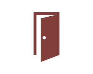 door furniture furnishing exterior interior home architecture image vector icon logo