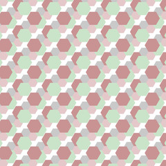 polygon abstract pattern background. geometric abstract polygonal illustration. abstract polka polygons circle background pattern.