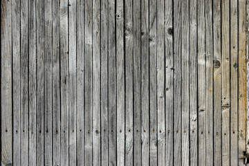 Texture of a wooden wall from the lining