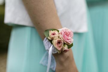Fleur de poignet