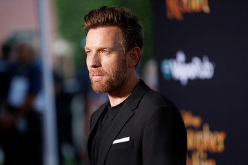 "Actor Ewan McGregor poses at the world premiere of Disney's ""Christopher Robin,"" in Burbank"