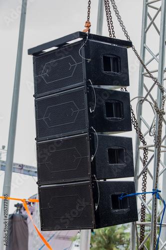Metal, Steel, Thailand, Speaker, Concert