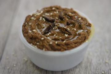 Cricket Powder Hummus