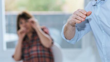 Concept of domestic violence