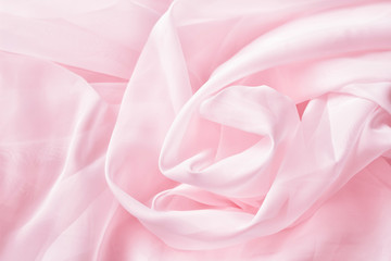 Chiffon pastel textile texture. Abstract background