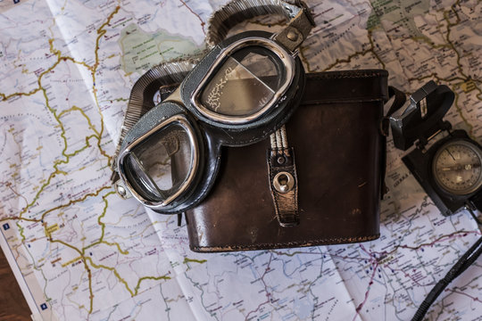 planning a trip to the past