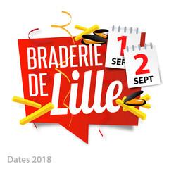 Braderie de Lille 2018 / 1 et 2 septembre