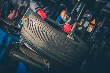 Car Tire Vulcanizing