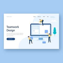 Концепция, дизайн сайта