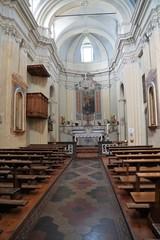 Kirche st Quirico in Locarno in Tessin in der Schweiz
