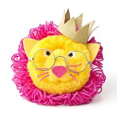 Pompon Löwe