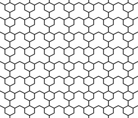 Geometric paving pattern seamless texture