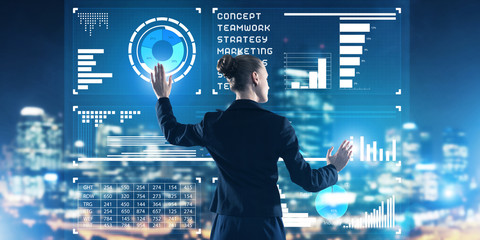 New technologies and innovations as methods for effective modern business