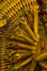Hand of Guan Yin Gold