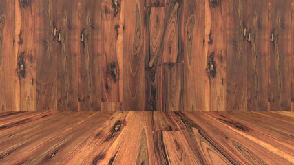 Background with wooden boards