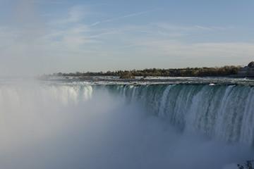 Niagara falls waterfalls travel look