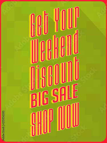 nice and beautiful sale abstract, poster or flyers templates with ...