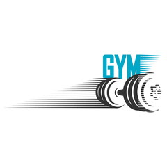 Dumbbell for gym design