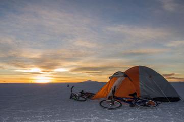 single camp