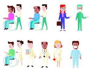 Medical personel