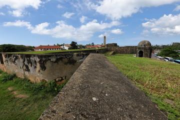 Photo sur Plexiglas Fortification Die Festung von Galle in Sri Lanka