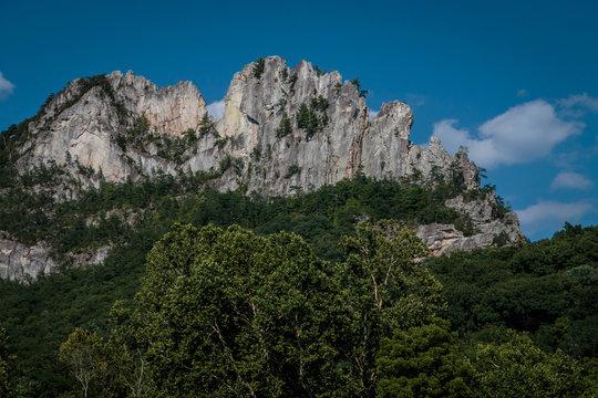 Seneca Rocks West Virgina