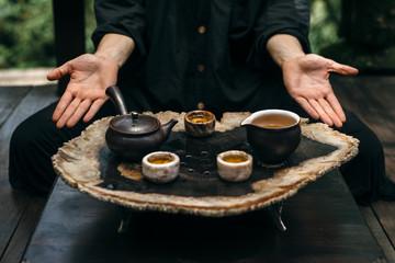 Chinese Tea ceremony