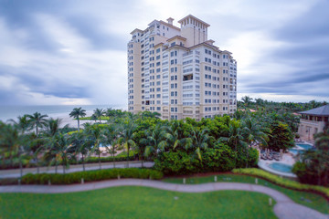 Marco Island beach resorts in southern Florida. Family destination for vacations and beach holidays.