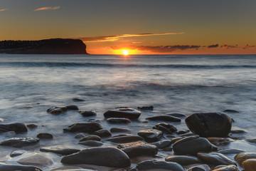 Catching a Sunrise Seascape