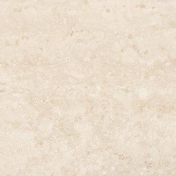 大理石のテクスチャ トラバーチン 正方形