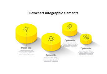 4-Step Infographic Layout