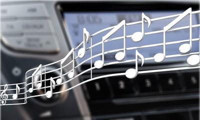 Modern Car Audio System