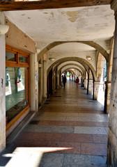 Keuken foto achterwand Oud Ziekenhuis Beelitz the historic center of Trento Italy