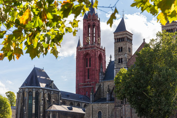 maastricht city in the netherlands
