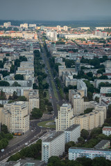 Skyline Berlin Germany